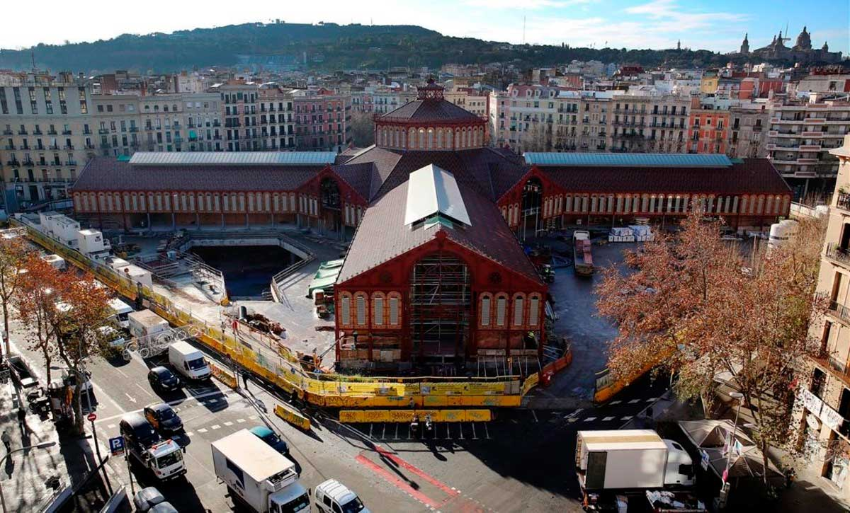 Precio de pisos en Barcelona