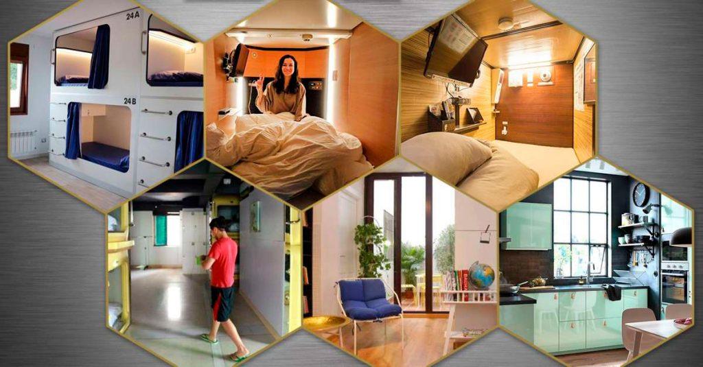 pisos colmena en barcelona